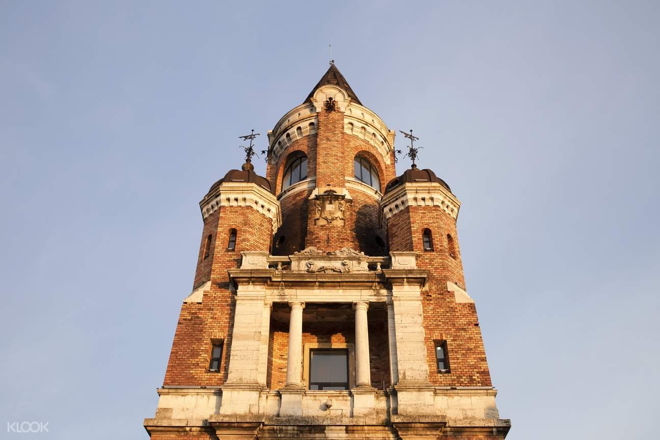 Millennium Tower on Gardos hill in Zemun