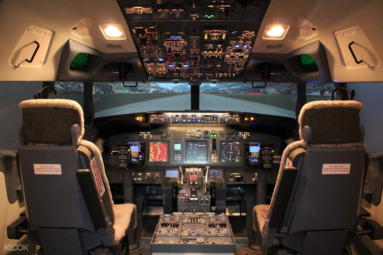 flight simulation experience bangkok