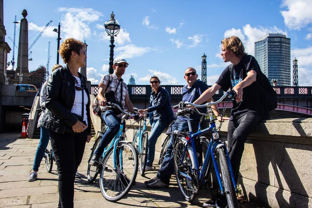 倫敦文化騎行之旅