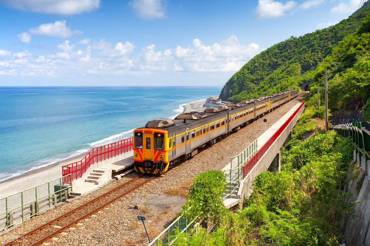 Duoliang Station Taitung