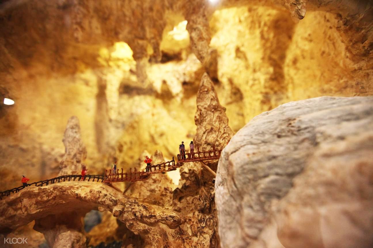 MiniNature,马来西亚模型馆,世界上最大的3D模型馆,马来西亚亲子活动,马来西亚观光,马来西亚一日游