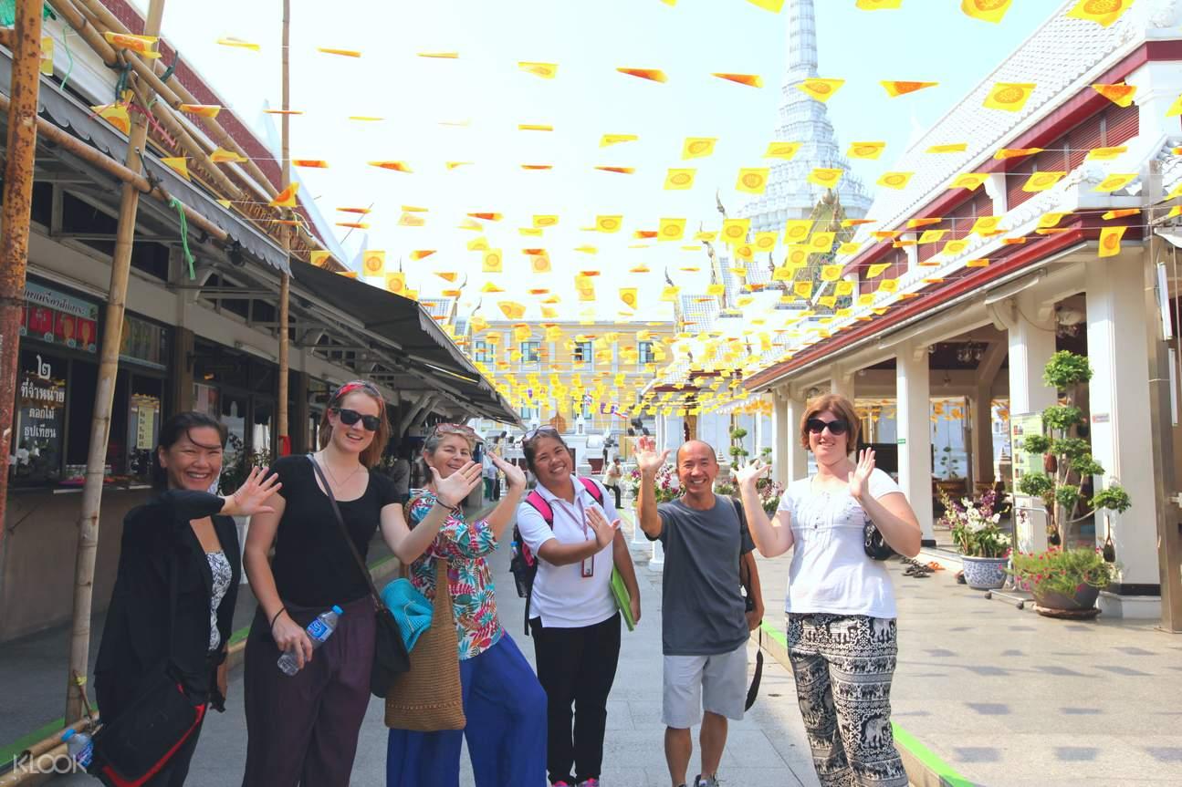 漫步曼谷老城(拉达那哥欣岛)