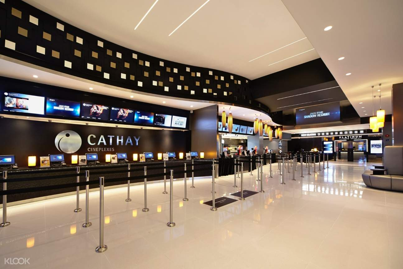cathay cineplex in singapore