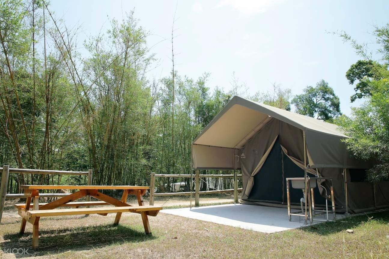 Sai Yuen Glamping - African Safari Tent