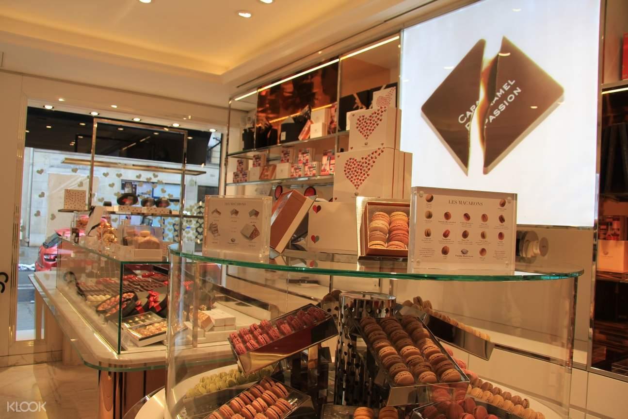 巧克力出售