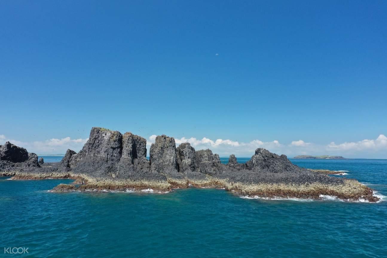 澎湖東海無人島