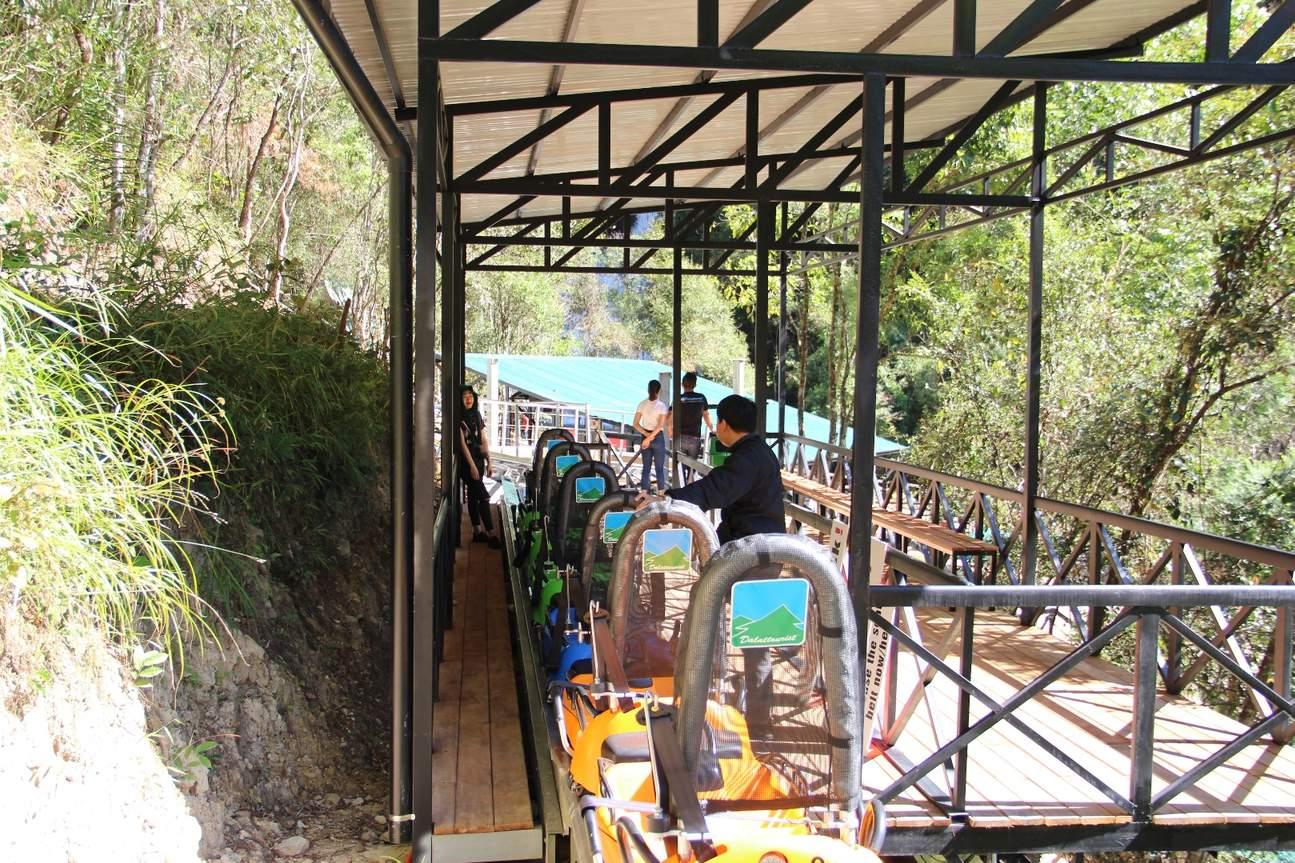 Datanla New Alpine Coaster in Da Lat