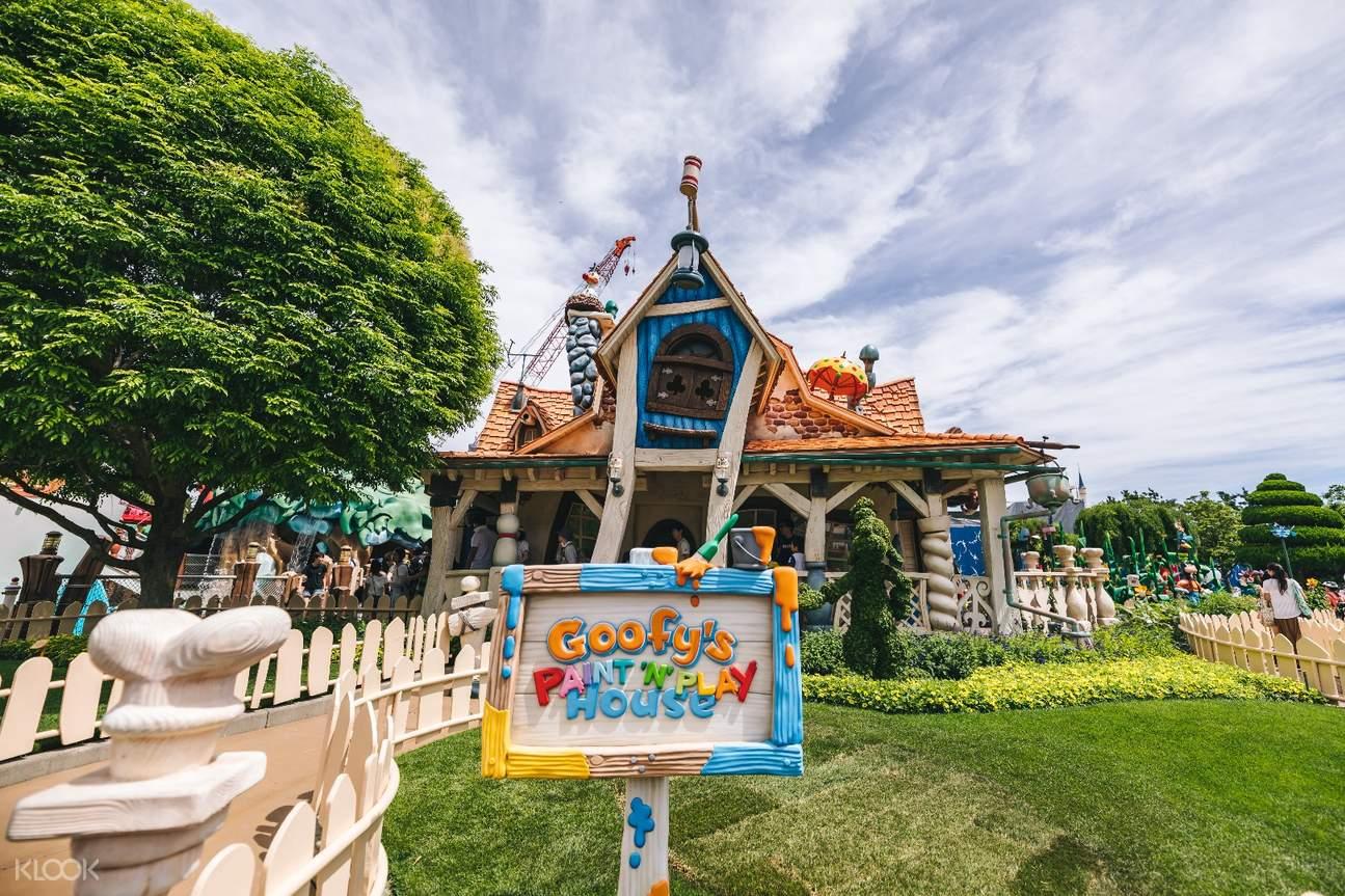 东京迪士尼/迪士尼海洋城堡