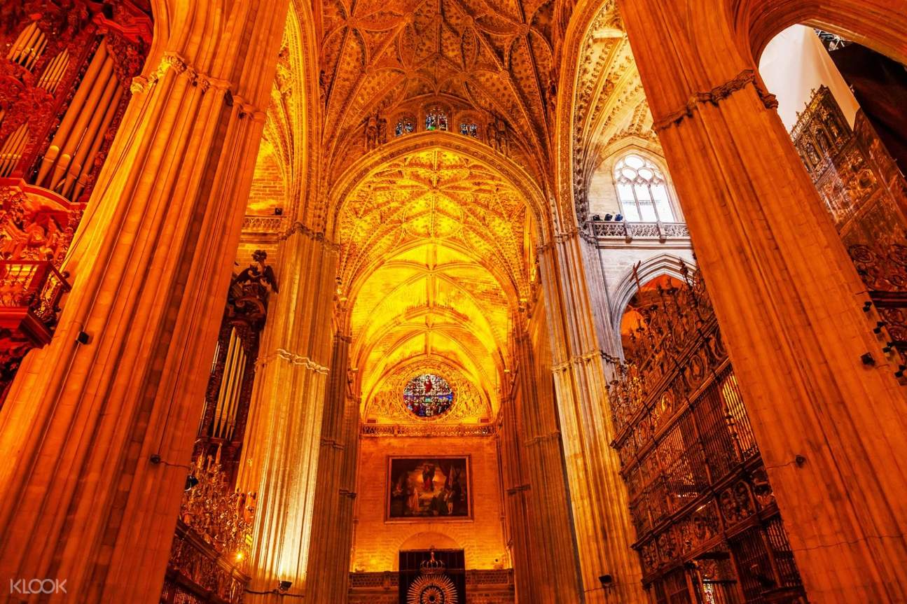 Cathedral of seville tour