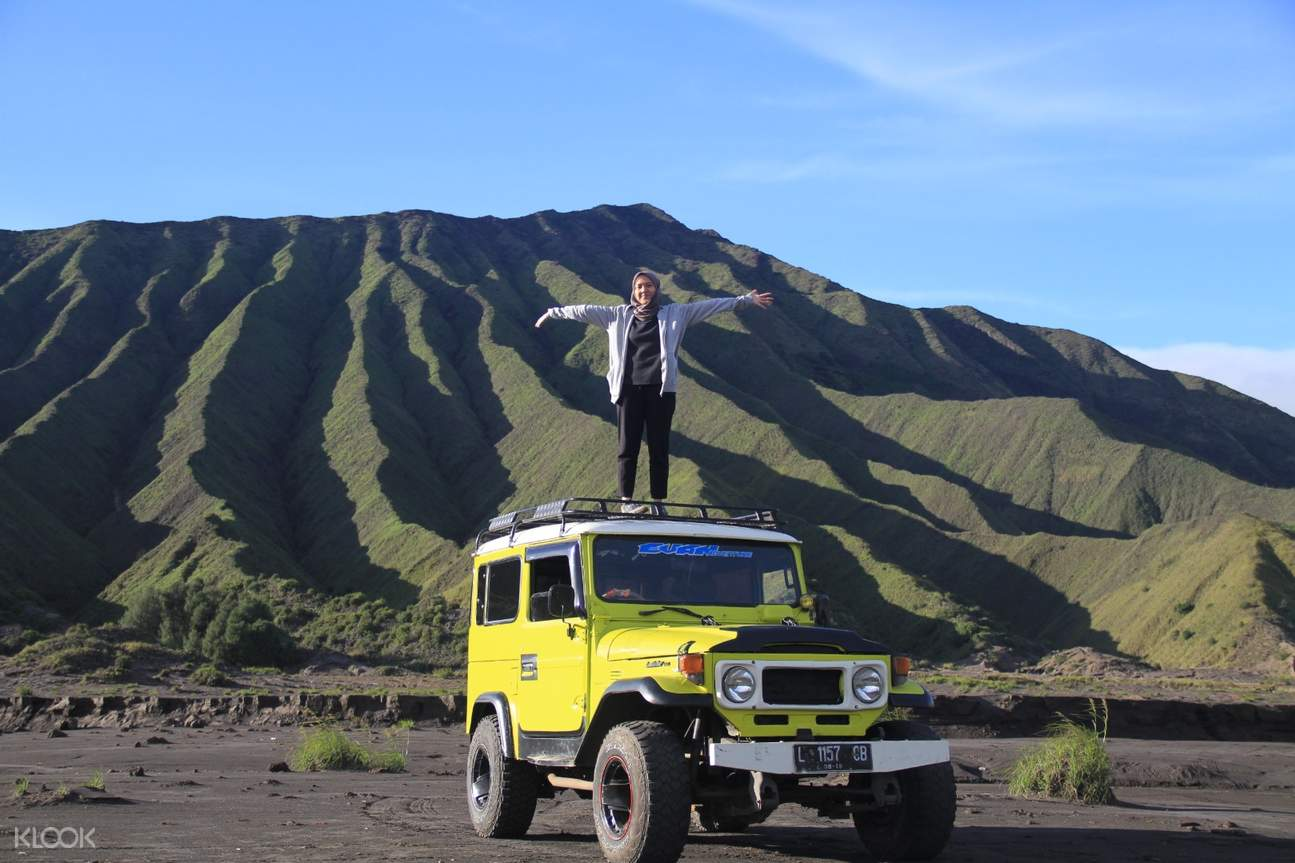 Mt Bromo Adventure Trip from Surabaya or Malang, Indonesia