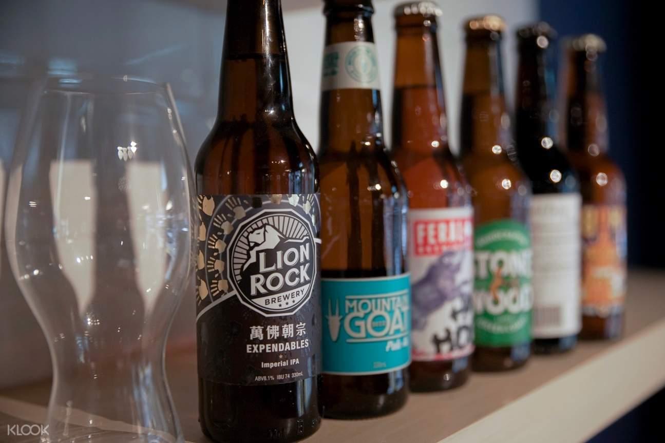 craft beers september central hong kong