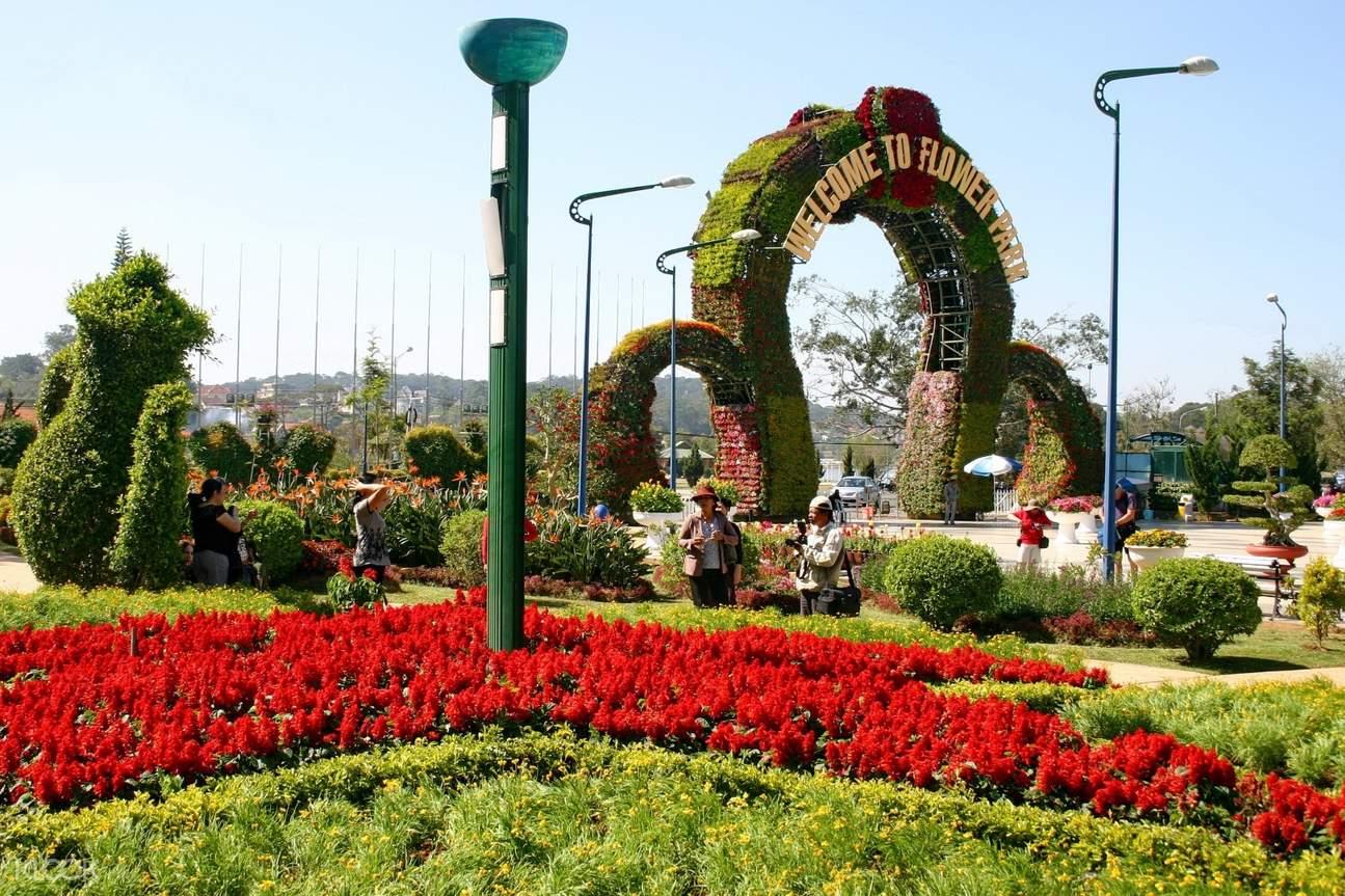 da lat flowers park