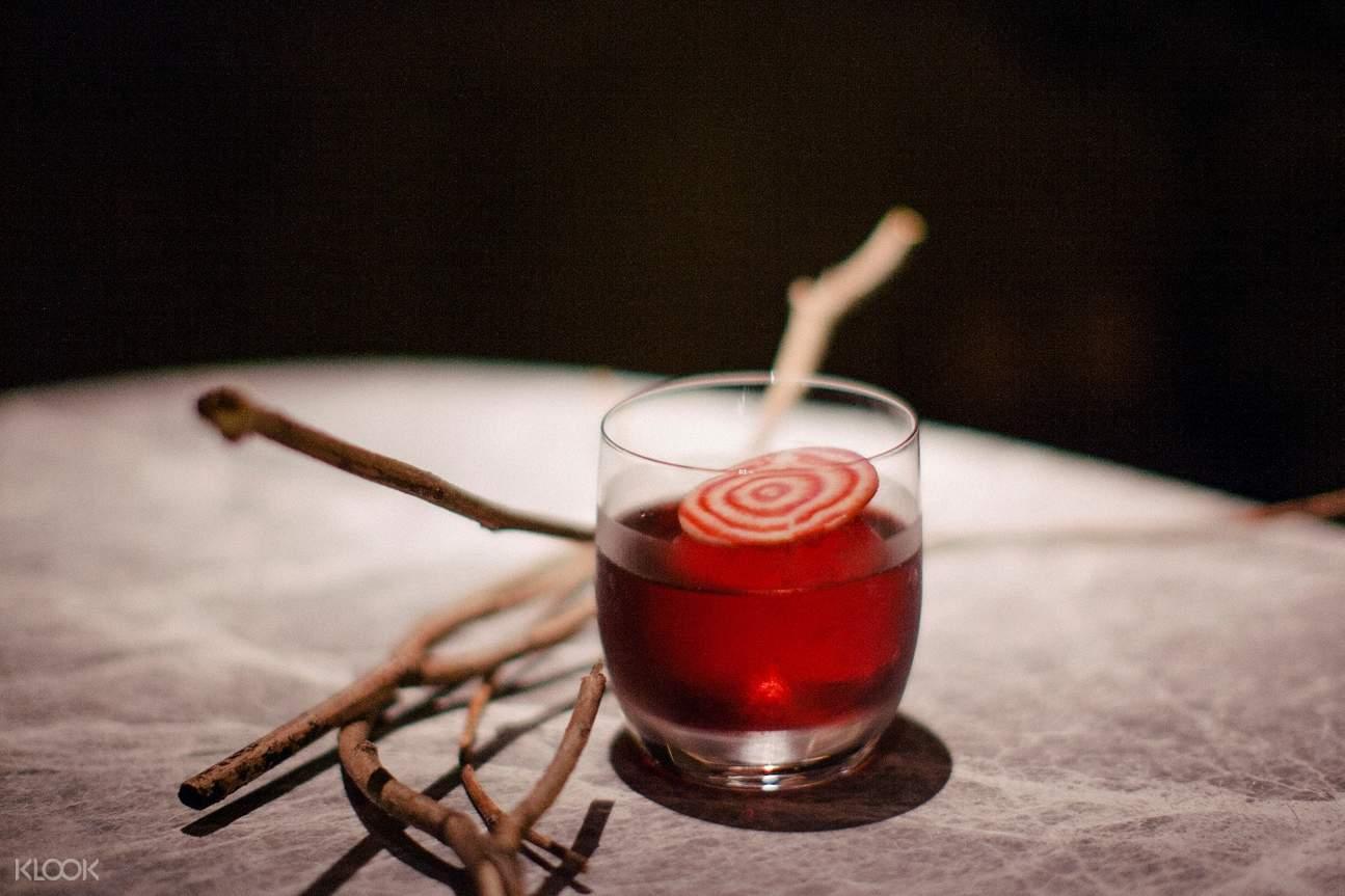 香港The Woods雞尾酒調製課程