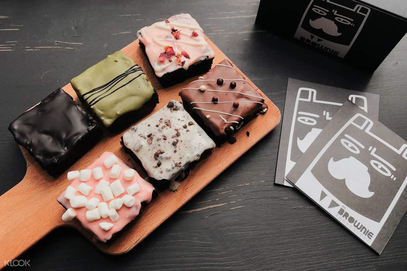 台北黑熊先生巧克力布朗尼,大安巧克力布朗尼,台北巧克力布朗尼