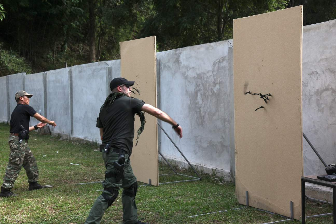 ica special forces training thailand