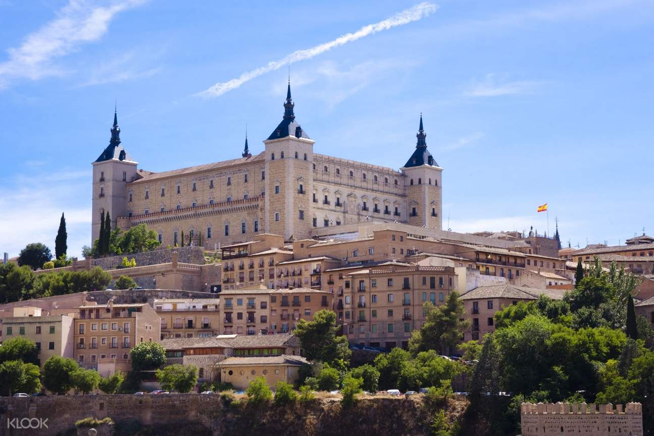 day tours at toledo city from madrid