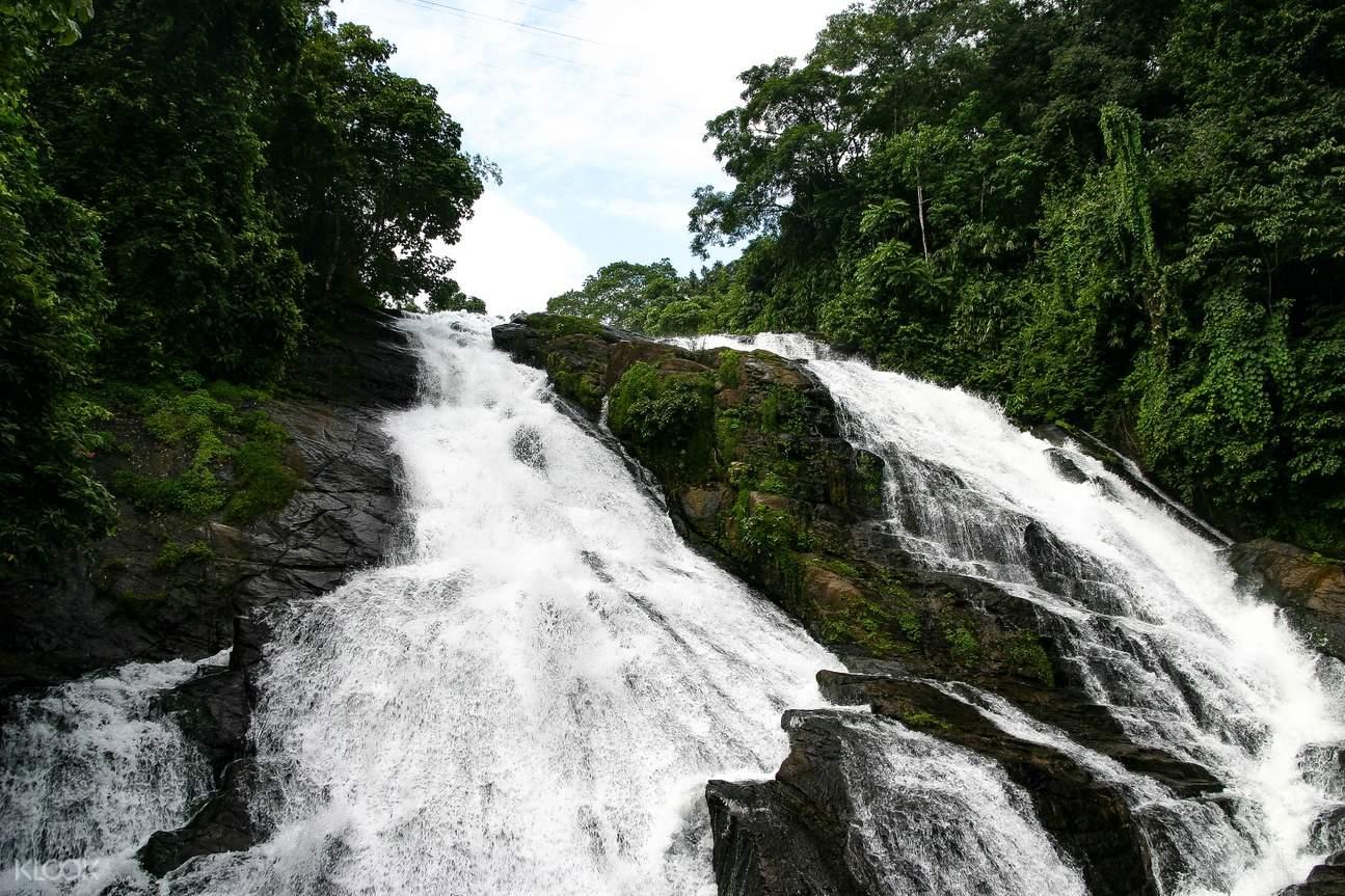Charpa瀑布