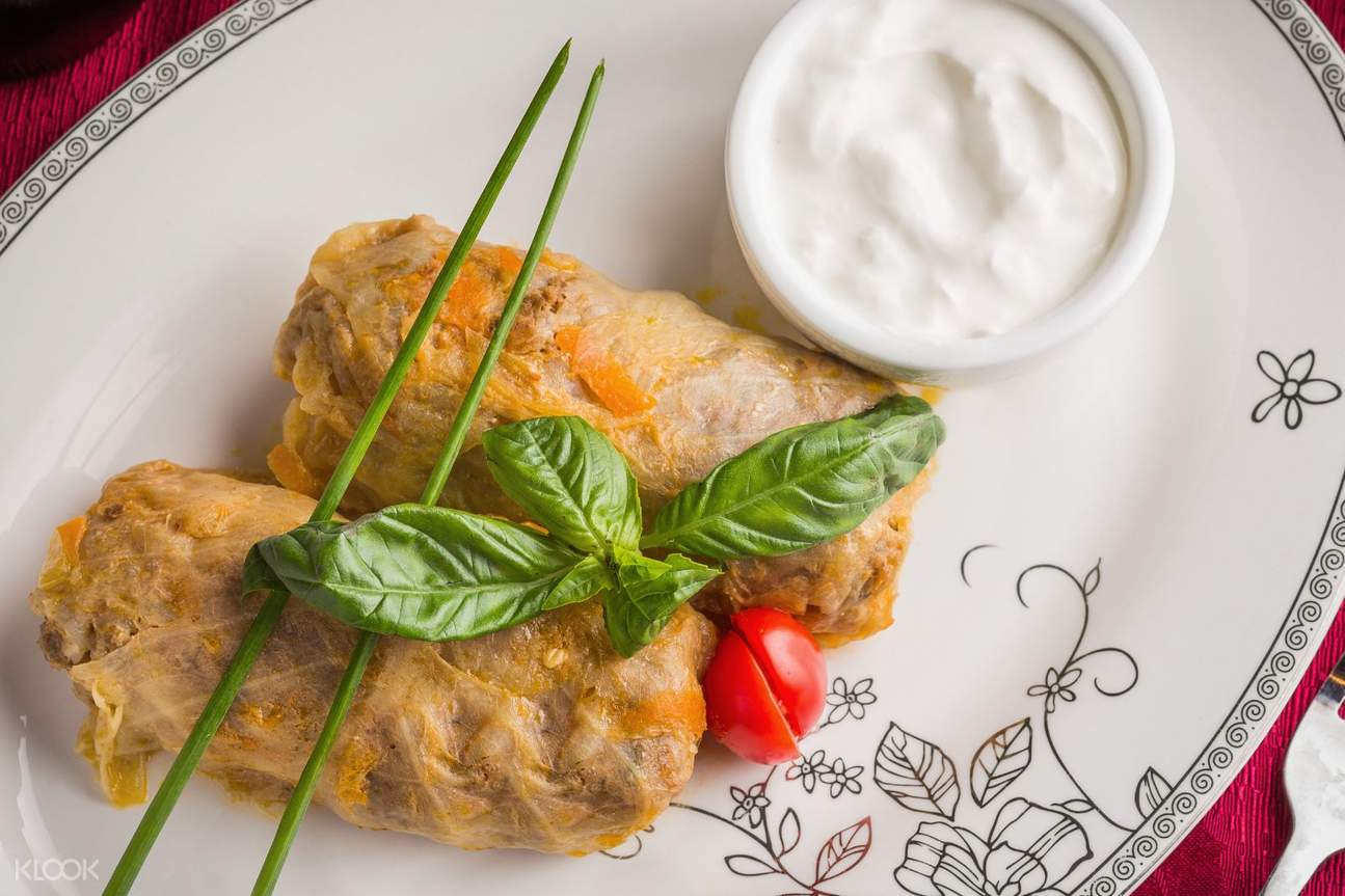 cabbage roll from ivan the kozak
