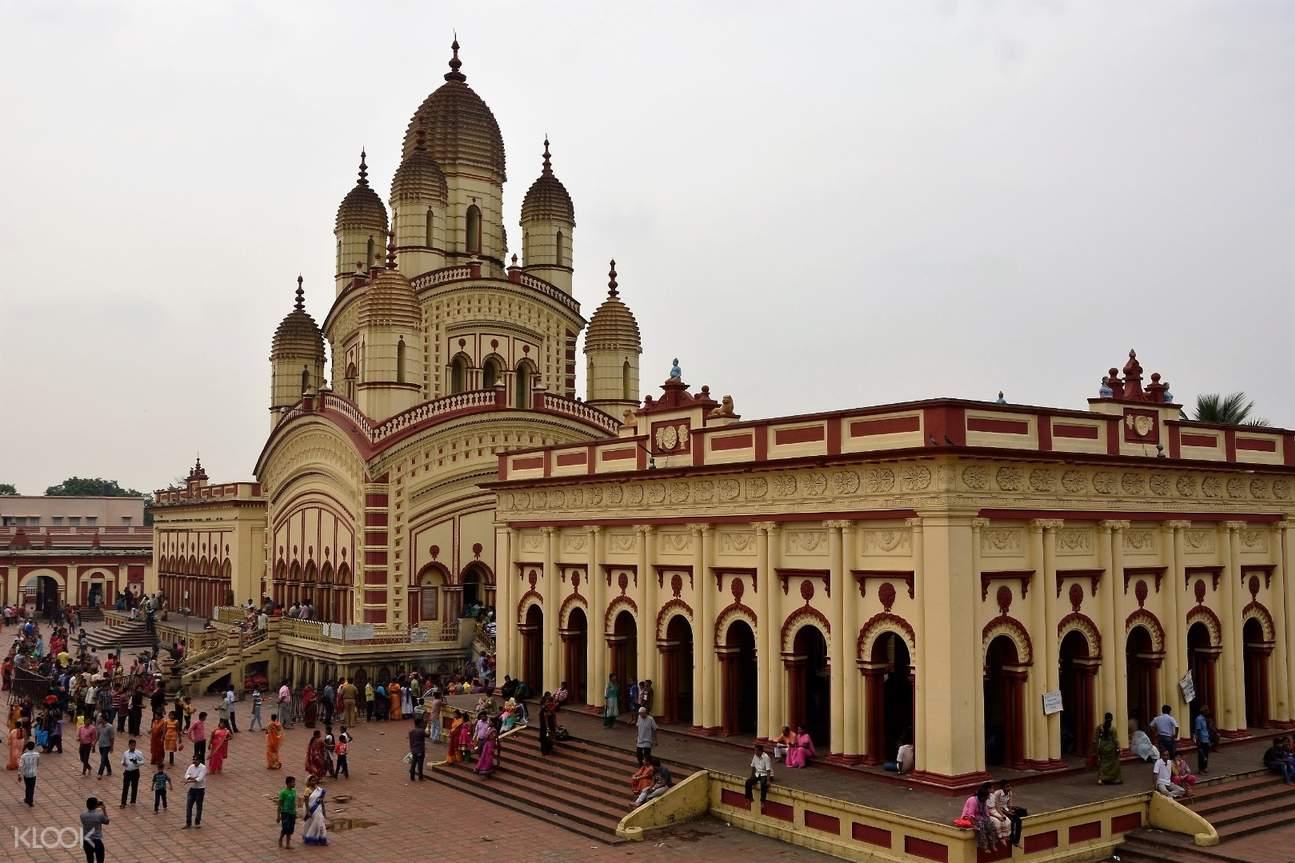 加爾各答神廟之旅