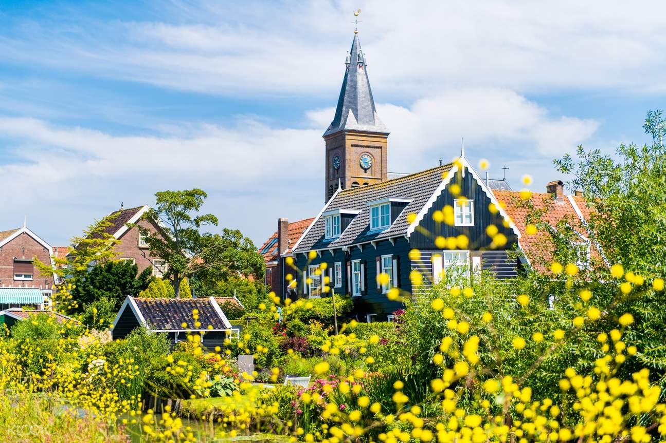 Amsterdam Dutch villages