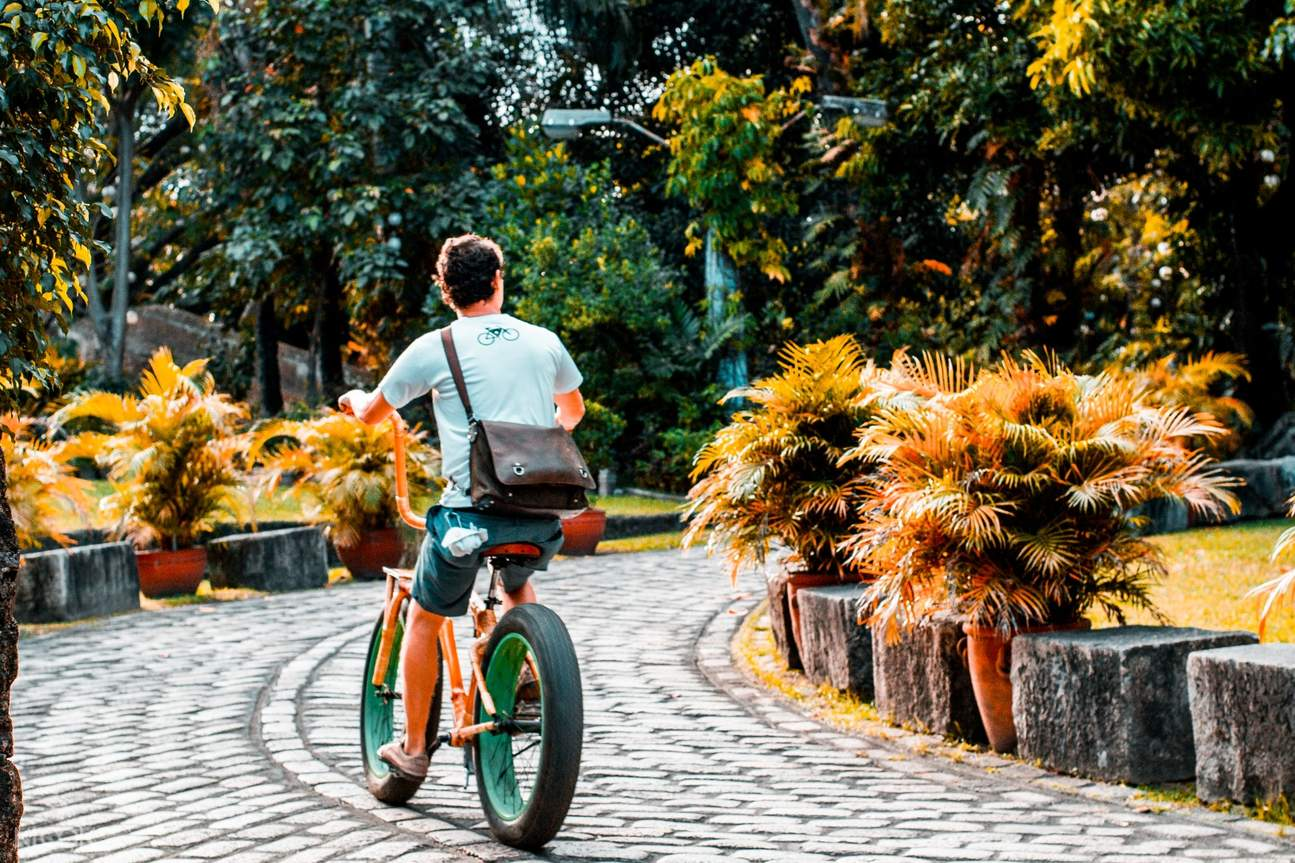 bambikes in intramuros