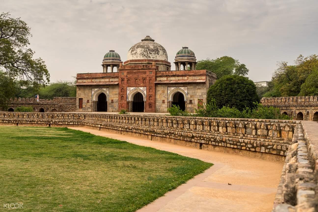 humayun's tomb tour