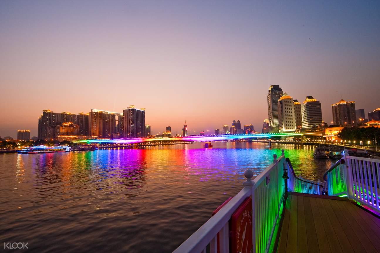Pearl River Night Cruise in Guangzhou