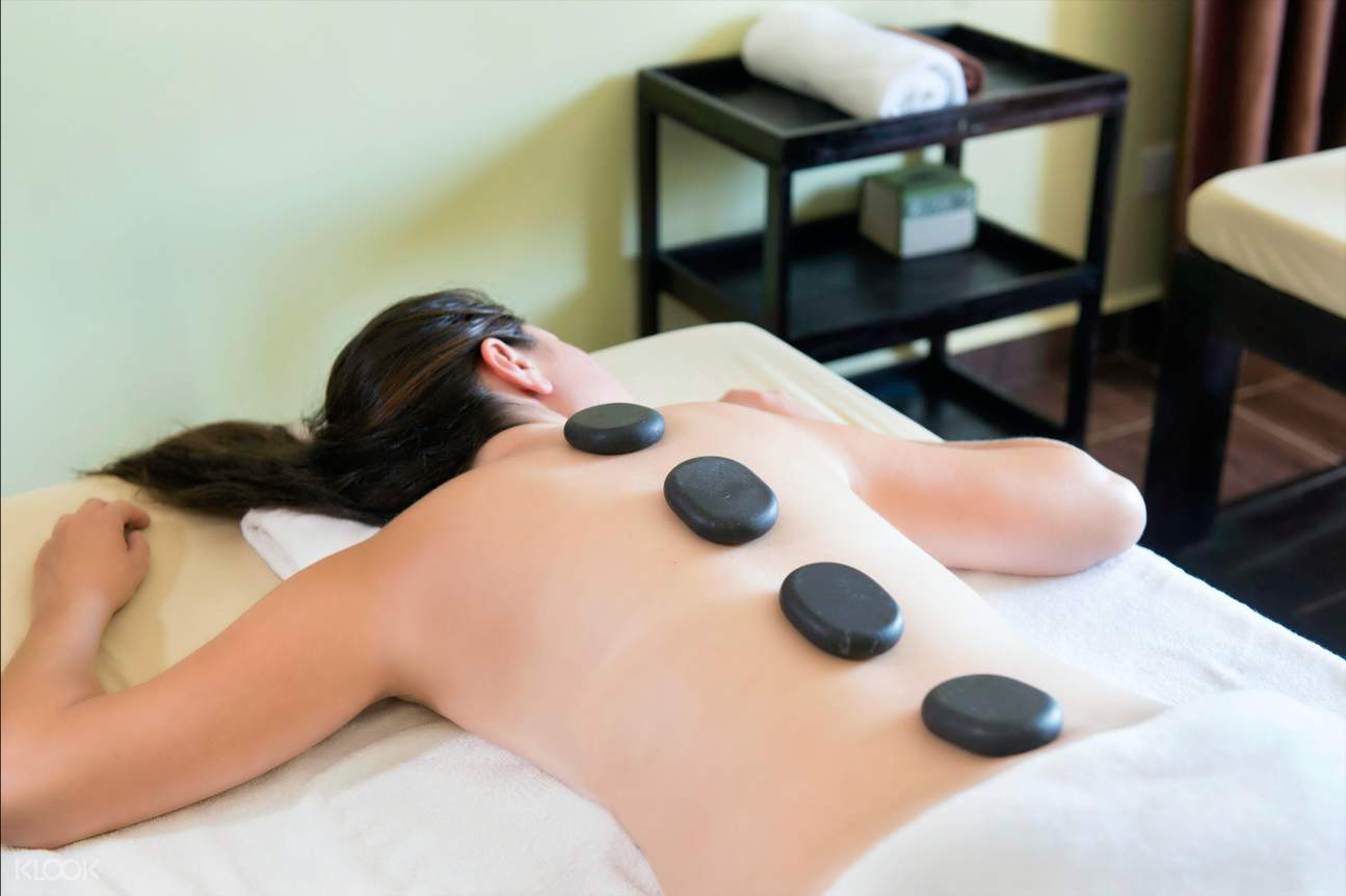 Thai Zen Spa Hot Stone Massage