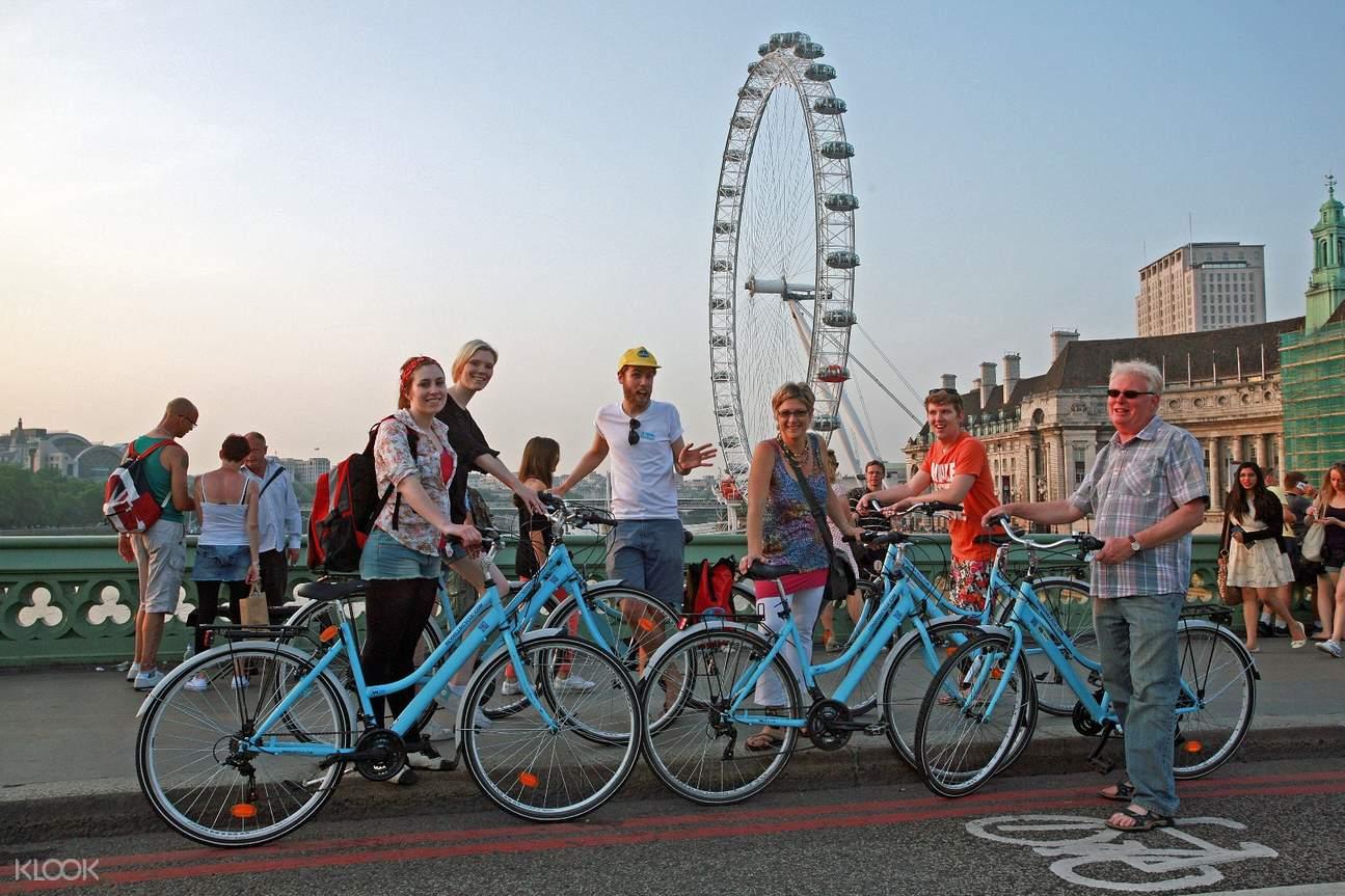 倫敦眼騎行之旅