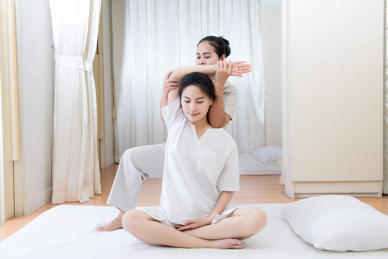 lullaby spa traditional thai massage