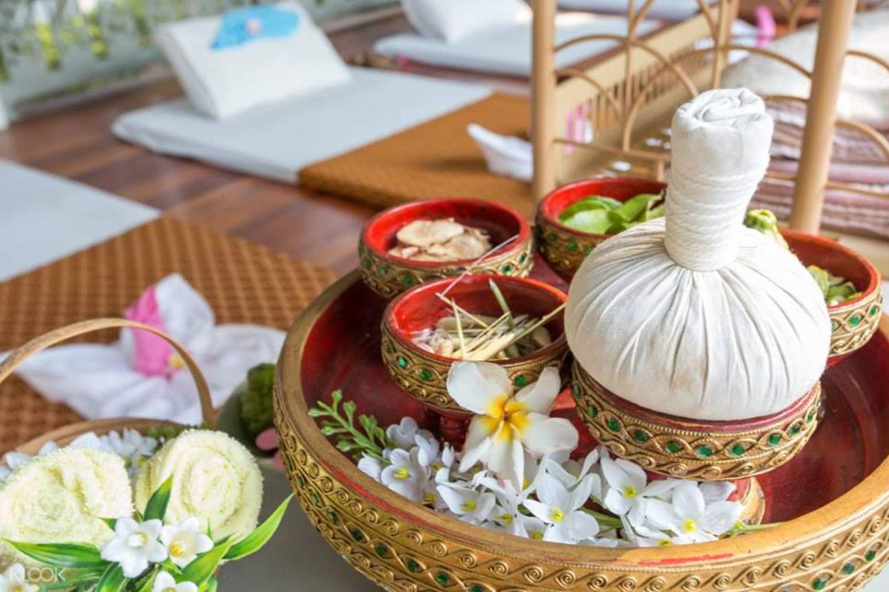 sukhothai spa treatment