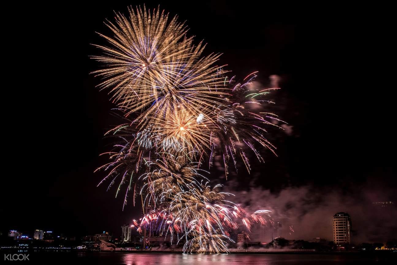 Da Nang International Fireworks Festival 2019