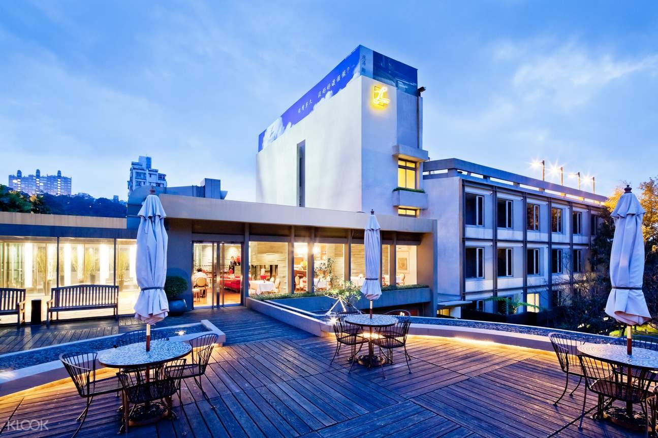 中國麗緻大飯店
