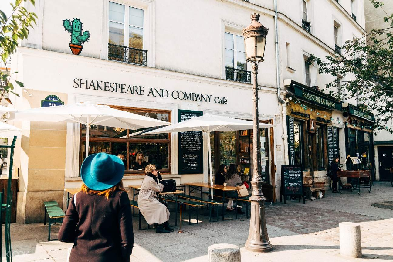 shakespeare co cafe and bookstore