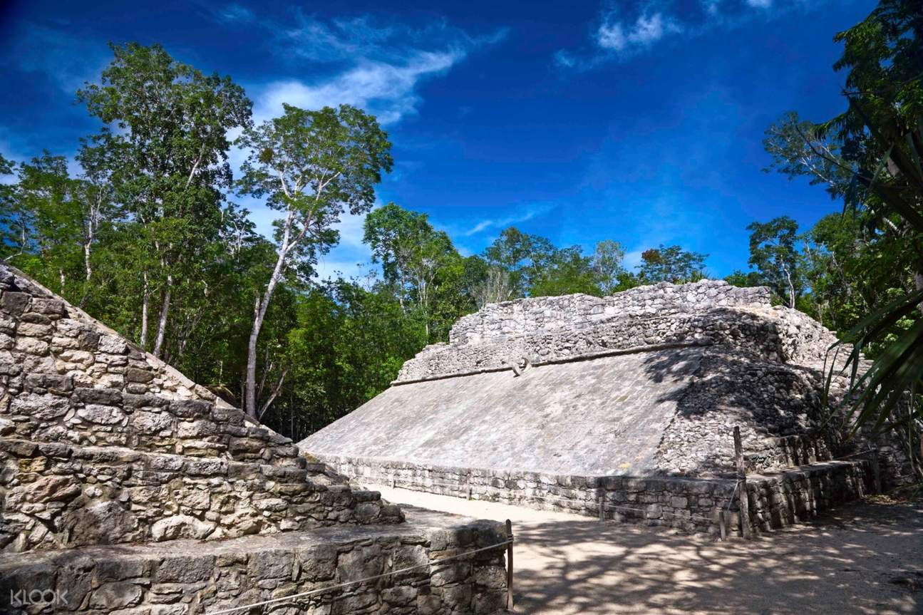Explore the archaeological site of Coba