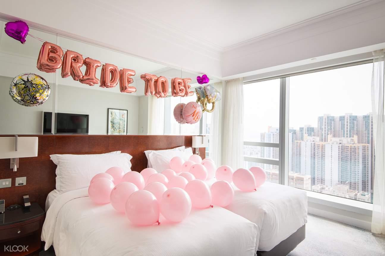 專屬紀念日 - 氣球佈置