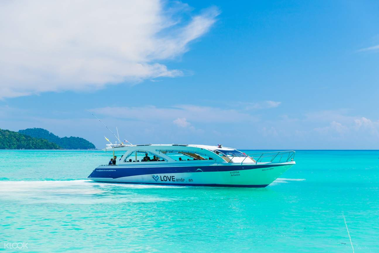 麥通島快艇一日遊,麥通島,普吉蜜月島,普吉蜜月島一日遊