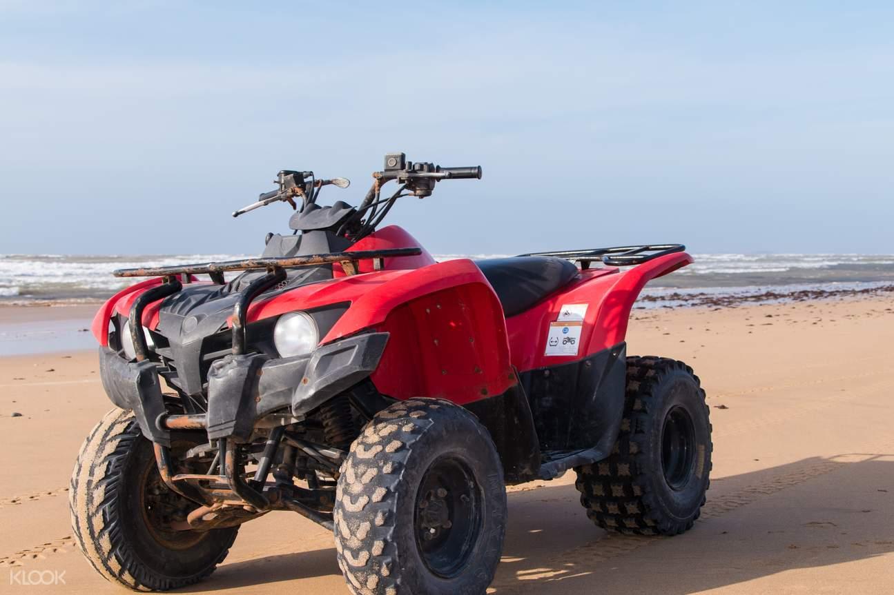 Goa ATV ride