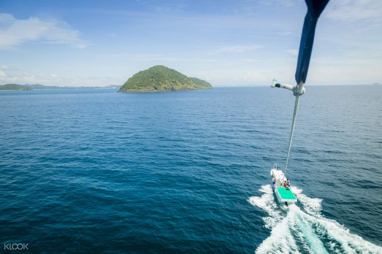 皇帝島浮潛,珊瑚島,香蕉海灘,普吉島周邊,珊瑚島浮潛,普吉島一日遊