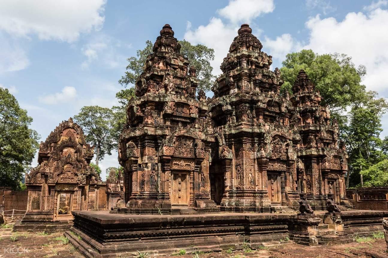 banteay srei temple siem reap