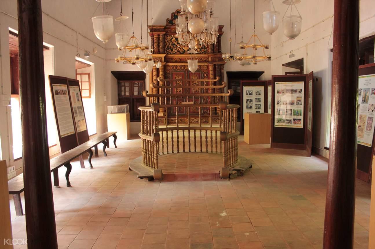 科欽猶太教堂探索之旅