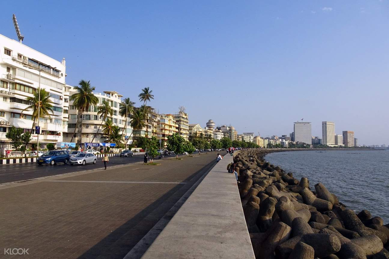 印度南孟買濱海大道
