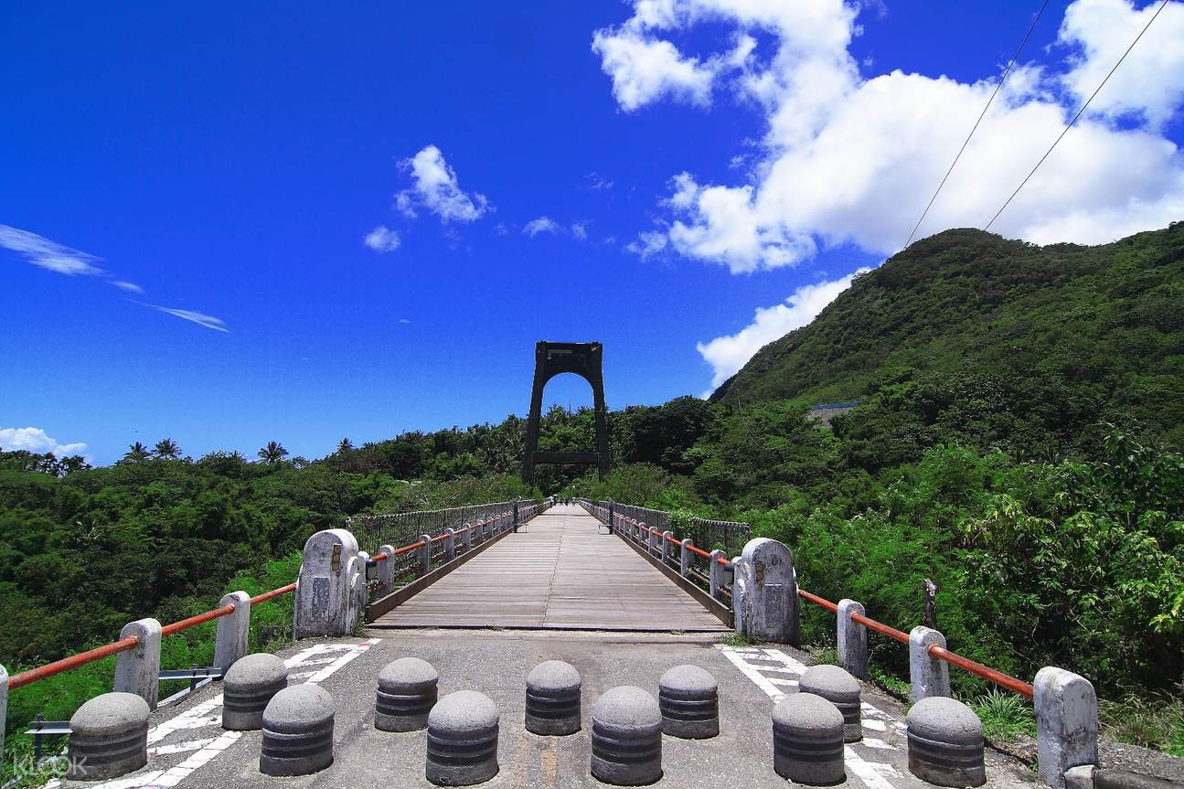 Old Donghe Bridge Taitung