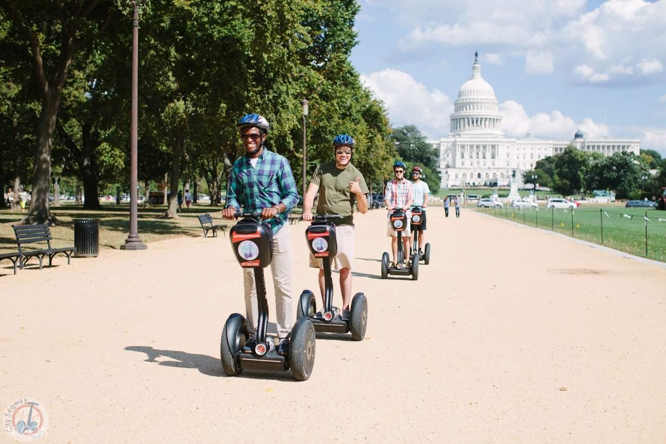 華盛頓特區賽格威觀光之旅
