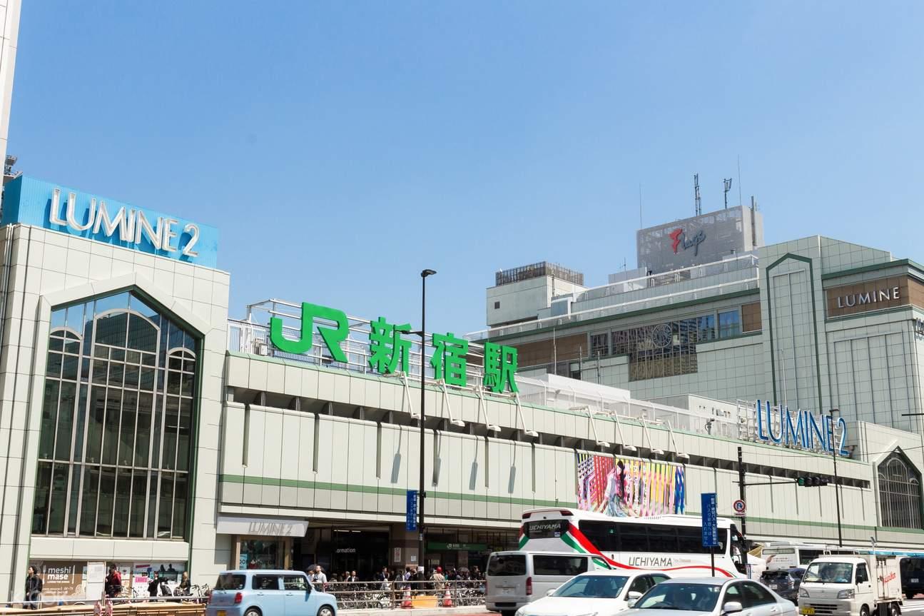 防疫旅遊|東京人氣景點線上真人導覽|漫步繁華新宿街區