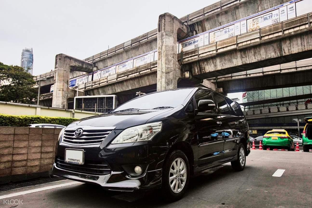 transfer services bangkok damnoen saduak