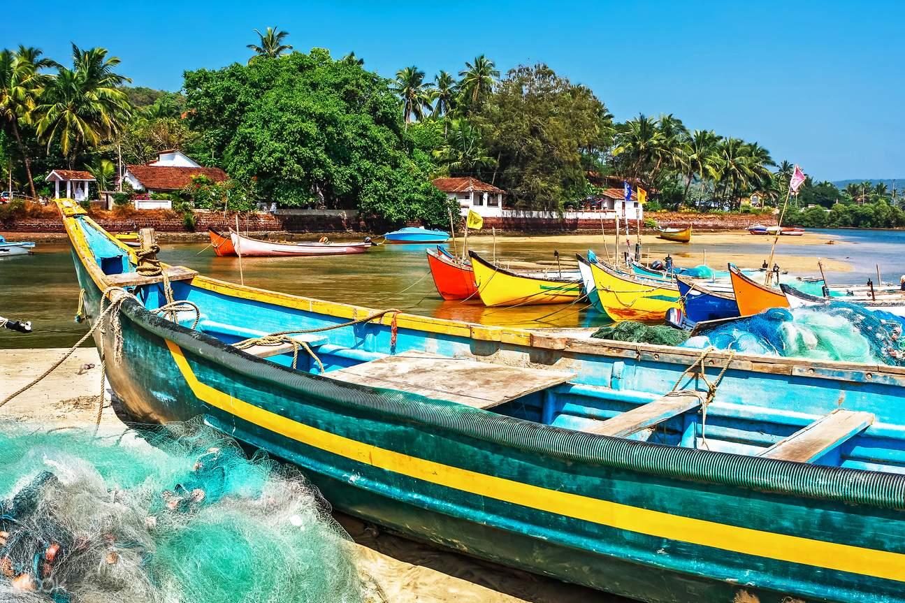 Goa boat trip