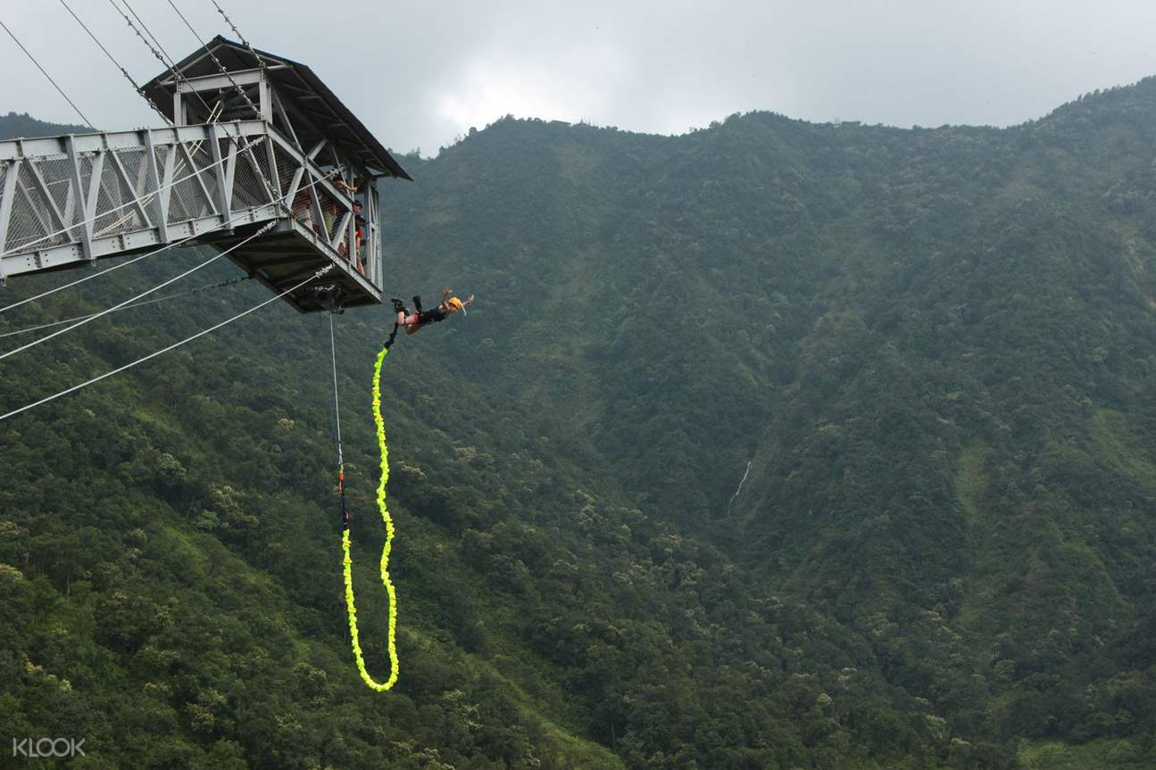 Pokhara bungee himalayas
