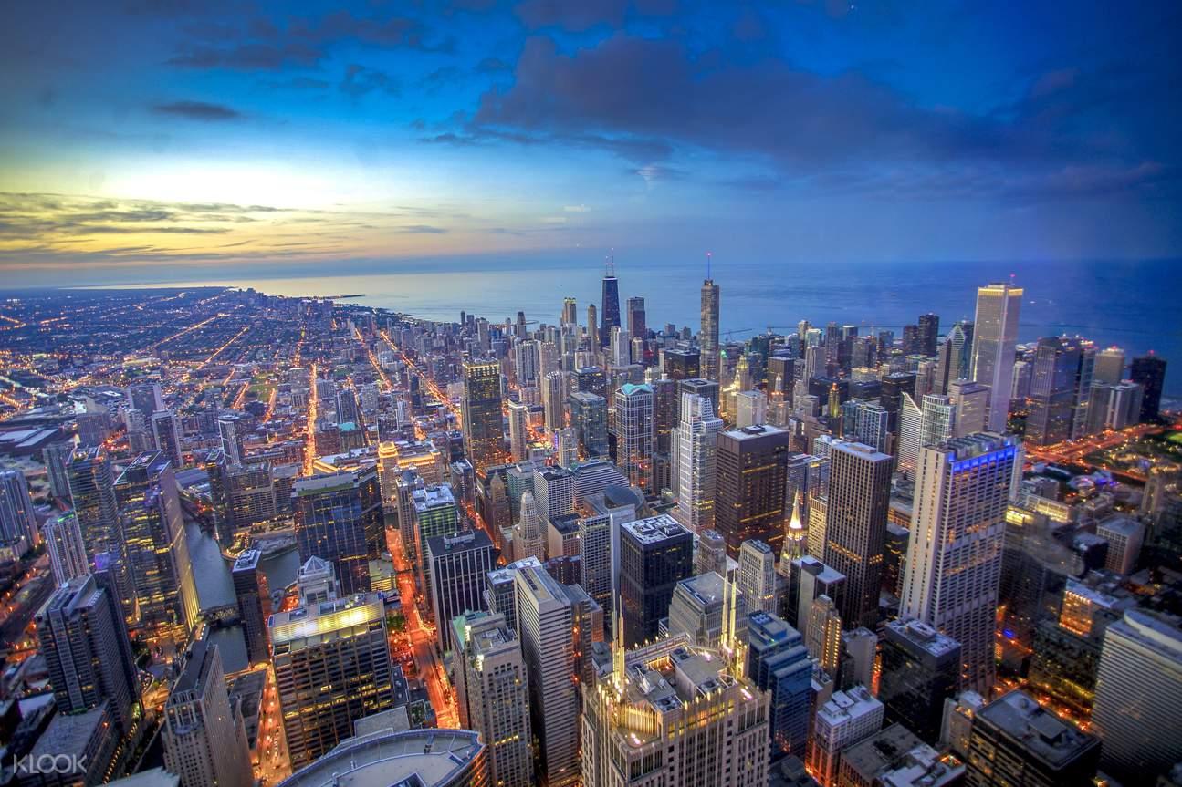 芝加哥explore pass,芝加哥景點通票,芝加哥自選景點,芝加哥觀景台