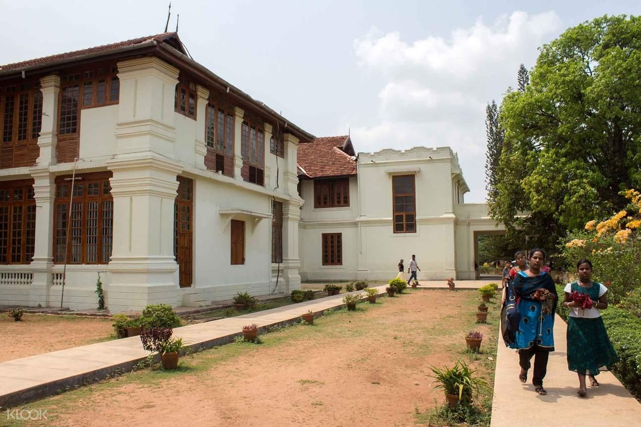 高山宮殿博物館